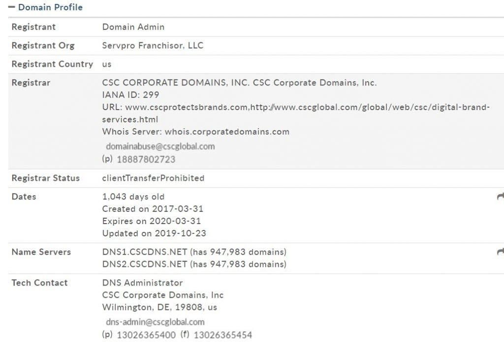 domain-profile